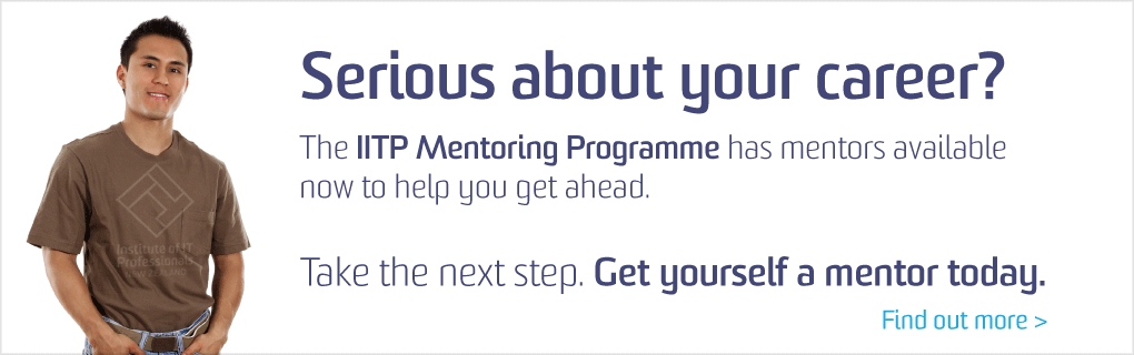 Check out the IITP Mentoring Programme