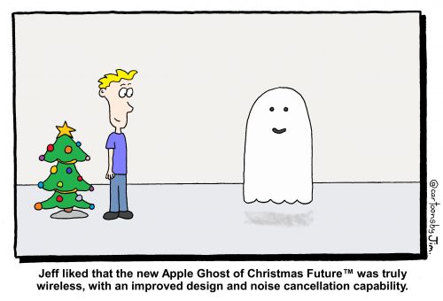 Apple Ghost
